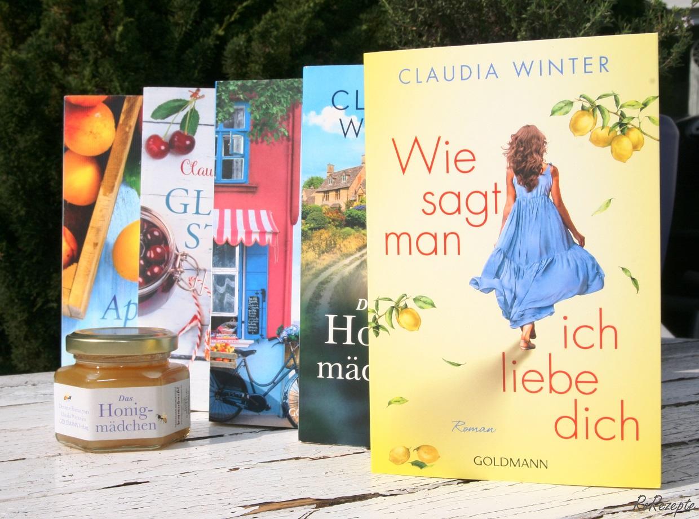 Wie sagt man ich liebe dich - Claudia Winter - RoRezepte